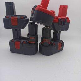 Аккумуляторы и зарядные устройства - Аккумулятор для шуруповерта BOSCH, 0