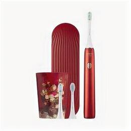 Зубные щетки - Soocas Зубная щетка Soocas Sonic X3U Van Gogh Red, 0
