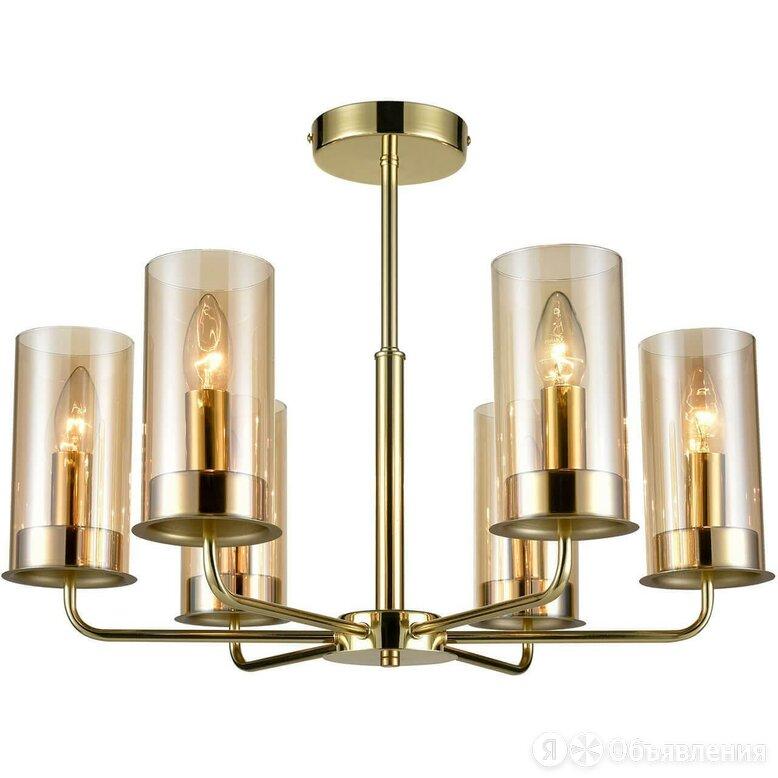 Потолочная люстра Vele Luce Licia VL1924L06 по цене 16850₽ - Настенно-потолочные светильники, фото 0