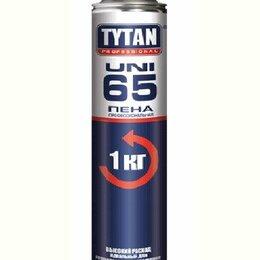 Изоляционные материалы - Пена монтажная TYTAN Professional 65 UNI профессионаяльная 750 мл, 0