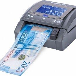 Детекторы и счетчики банкнот - Автоматический детектор валют dors 200 с АКБ, 0