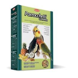 Корма - Padovan Корм GRANDMIX Parrocchetti комплексный/основной д/средних попугаев (8..., 0