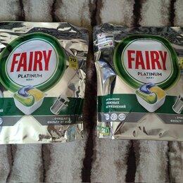 Бытовая химия - Fairy Platinum All In One 70 шт, 0