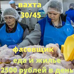 Упаковщики - Упаковщик.Работа вахтой в  Москве  с питанием для женщин и мужчин, 0