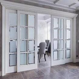 Межкомнатные двери - Раздвижные перегородки, 0