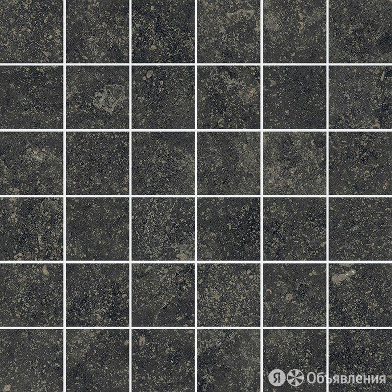 ITALON Room Floor Black Mosaico 30X30 по цене 8320₽ - Мозаика, фото 0