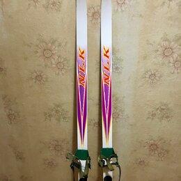 Беговые лыжи - Лыжи детские NLK Белые, 0