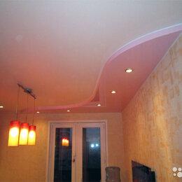 Потолки и комплектующие - Любой Натяжной потолок 25кв.м, 0