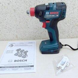 Гайковерты - Винтоверт Bosch GDX 18V , 0