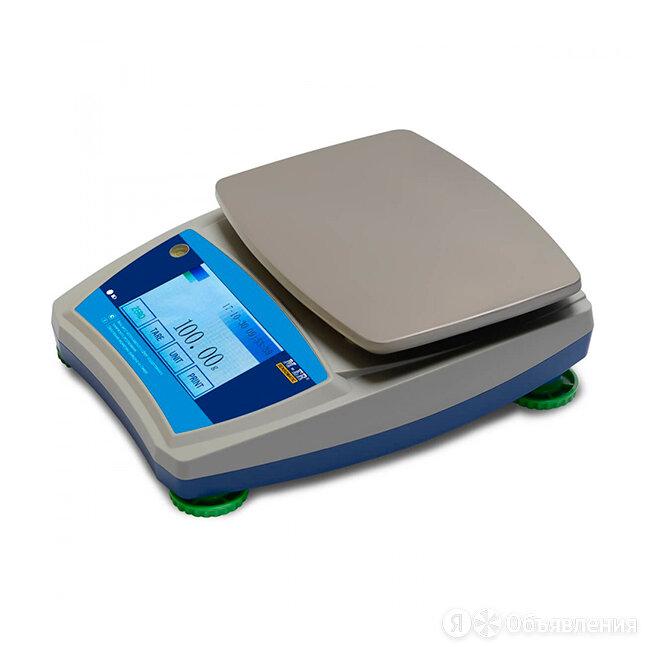 Лабораторные весы M-ER 123АCF SENSOMATIC TFT 1500.05 гр, размер платформы: 19... по цене 14765₽ - Лабораторное и испытательное оборудование, фото 0