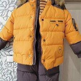 Комплекты верхней одежды - зимний костюм на мальчика, 0
