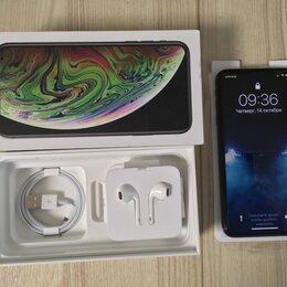 Мобильные телефоны - Apple IPHONE XS MAX 256GB (space gray), 0