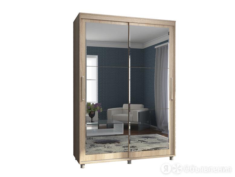 """Шкаф-купе """"Комфорт-12 ПРАЙМ 1,5 м"""" (прямоугольные) по цене 18990₽ - Шкафы, стенки, гарнитуры, фото 0"""