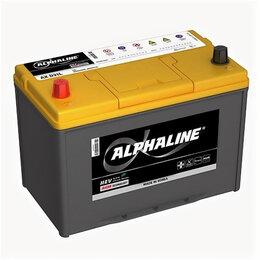 Аккумуляторы и комплектующие - Аккумулятор Alphaline AGM AX D31R 90 Ач 800А прям. пол., 0