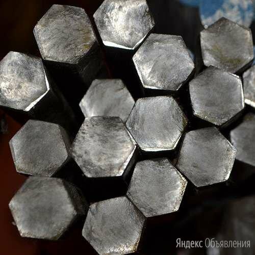 Жаропрочный шестигранник 10Х13СЮ ГОСТ 2879-88 по цене 126669₽ - Металлопрокат, фото 0