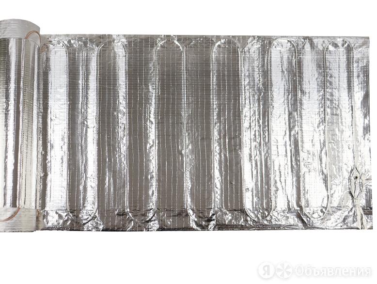 Мат нагревательный фольгированный FLOORIDA 150-1500 Вт/10 кв.м по цене 19900₽ - Электрический теплый пол и терморегуляторы, фото 0