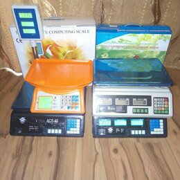 Весы - Весы электронные торговые до 40 кг, 0