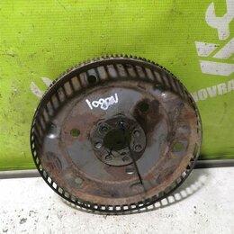 Двигатель и топливная система  - Маховик  Рено Логан 05-14, 0