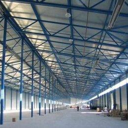 Готовые строения - Строительство ангаров Быстровозводимые здания, 0