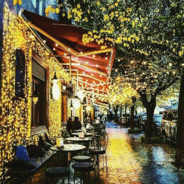 Общественное питание - Уличное кафе Артикул : GX 36683, 0