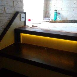 Интерьерная подсветка - Умная подсветка ступеней лестницы, 0