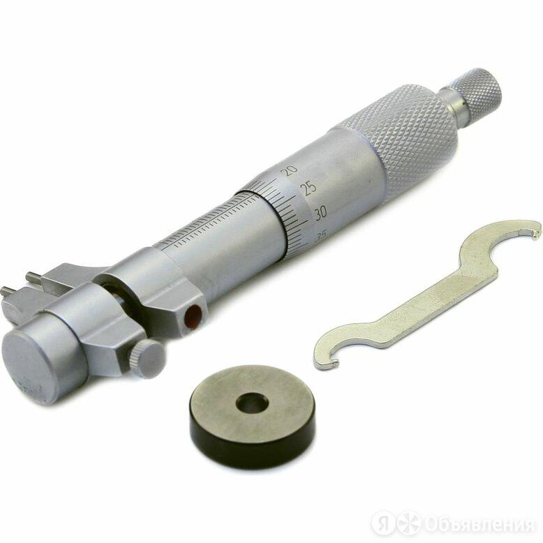 Микрометрический нутромер ЧИЗ 100-125 по цене 18101₽ - Измерительные инструменты и приборы, фото 0