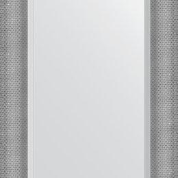 Зеркала - Зеркало Evoform Exclusive BY 3935 57x87 см серебряная кольчуга, 0