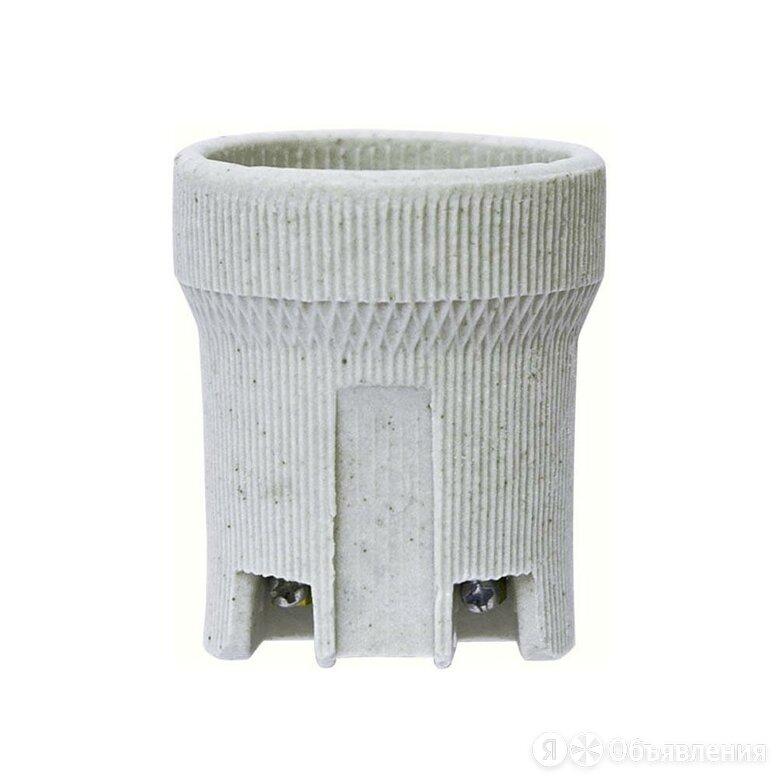Патрон Uniel ULH-E27-Ceramic 02282 по цене 21₽ - Грузоподъемное оборудование, фото 0