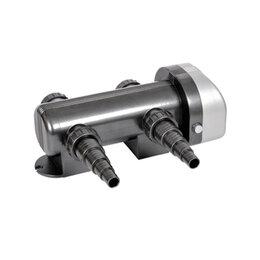 Фильтры и аэраторы - Прудовый ультрафиолетовый фильтр Hozelock Vorton 18W Euro, 0