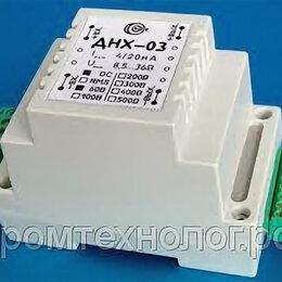 Электронные и пневматические датчики - Датчики измерения постоянного и переменного напряжения ДНХ-03 DC, ДНХ-03 RMS, 0