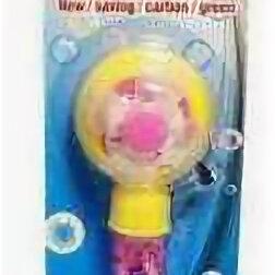 """Аквариумные рыбки - Мыльные пузыри """"Веселые зверята"""" с вентилятором 30мл, на блистере, 0"""