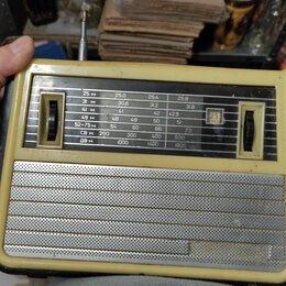 Радиоприемники - Радиоприемник spidola 50 лет октября, 0