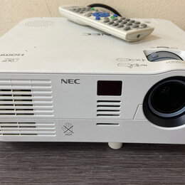 Проекторы - Проектор NEC NP-VE281X, 0