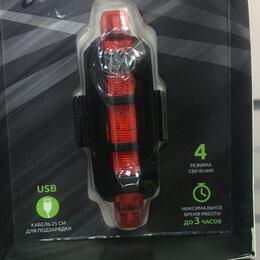 Фонари - Велосипедный аккумуляторный фонарь с кабелем Top R, 0