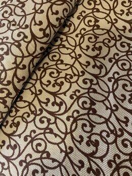 Ткани - Рогожка мебельная набивная, 0