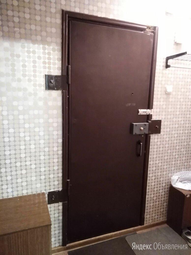 Металлическая сварная дверь б/у по цене 1500₽ - Входные двери, фото 0