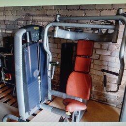 Тренажеры со встроенными и свободными весами - Тренажеры для фитнес клубов, 0