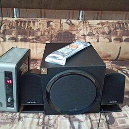 Комплекты акустики - Акустика microlab fc 550, блютуз , AUX, 0