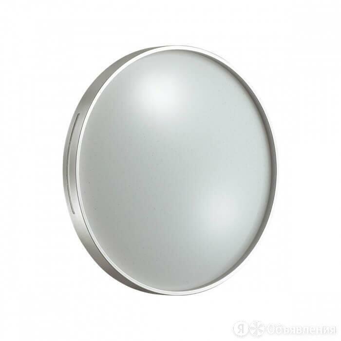 Настенно-потолочный светодиодный светильник Sonex Geta Silver 2076/EL по цене 6570₽ - Мебель для кухни, фото 0