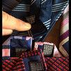 Галстук классический Givenchy Италия по цене 1000₽ - Галстуки и бабочки, фото 8