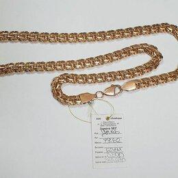 Цепи - Золотая цепь 99.62г 583пр, 0