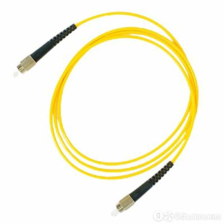 Симплексный оптический патч-корд TopLan PC-TOP-657A1-FC/A-FC/A-15 по цене 667₽ - Компьютерные кабели, разъемы, переходники, фото 0