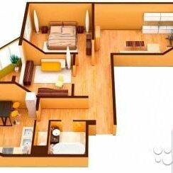 Ремонт и монтаж товаров - Ремонт квартир и ванных комнат, 0