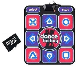 Спортивные игры и игрушки - Танцевально-игровой коврик проводной 32 Бит русское меню /ТV, PC/ , 0