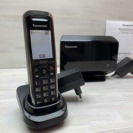 VoIP-оборудование - VoIP телефон Panasonic KX-TGP500, 0