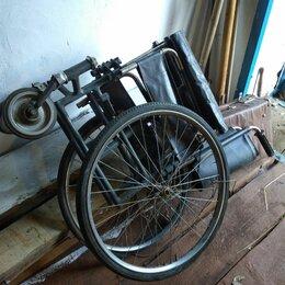 Приборы и аксессуары - Инвалидная коляска крошка ру титановая, 0