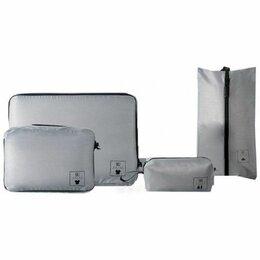 Дорожные и спортивные сумки - Набор упаковочных сумок для чемодана Xiaomi 90 Points Base Storage Bag Set (4pcs, 0