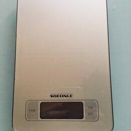 Кухонные весы - Кухонные весы soehnle 66100 slim design page, 0