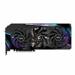 Видеокарты - Видеокарта GigaByte GigaByte nVidia GeForce RTX 3080 10Gb GV-N3080AORUS M-10G..., 0