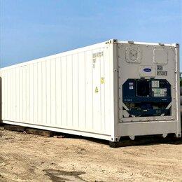 Грузоподъемное оборудование - Рефрижераторный контейнер 40 фут, 0